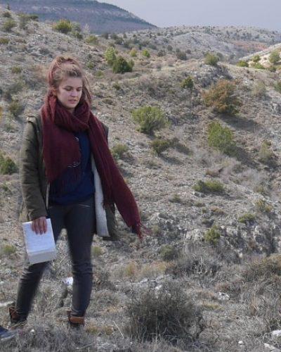 Photo représentant Pauline Ley - Ecologue conseillère en Environnement